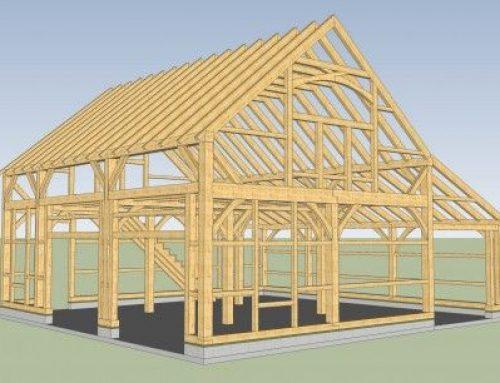 The Pole Barn Vs Timber Frame Barn