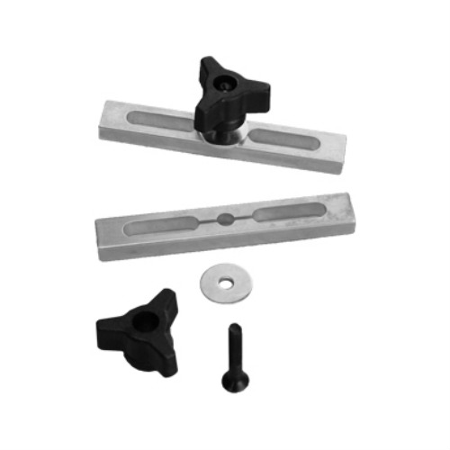 Circle Cutter Featherboard Stop T-track T-bar 12pc Miter Slot Fixture Jig Kit