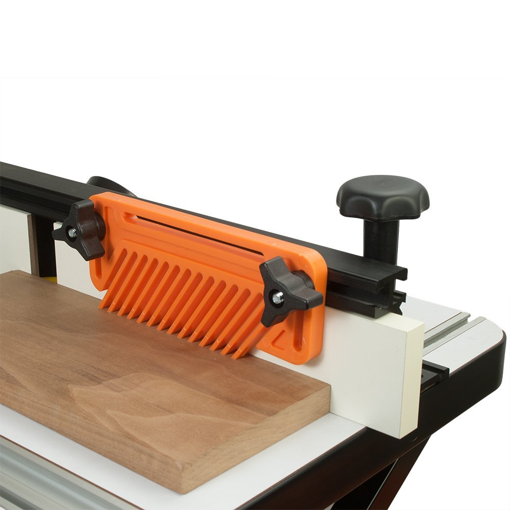 how to make a featherboard for router table