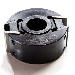 50mm Wide 120mm Dia30 Bore EURO Spindle Cutter Block +Free Cutters & Limiters