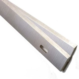 Startrite slotted Planer Blades Knives One Pair