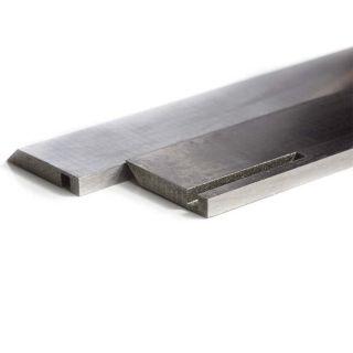 Dewalt 260 x 20 x 3mm Slotted HSS Resharpenable Planer Blades 1 Pair