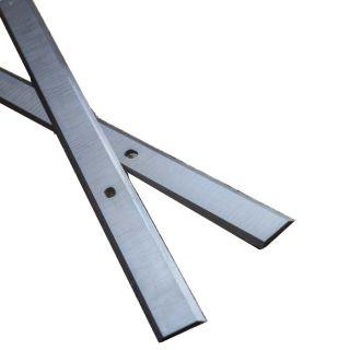 Scheppach PLM1800 Thicknesser Planer Blades 1 Pair