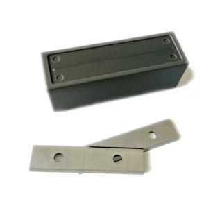 40 x 12 x 1.5 Reversible Knives Rebate Turn Blade